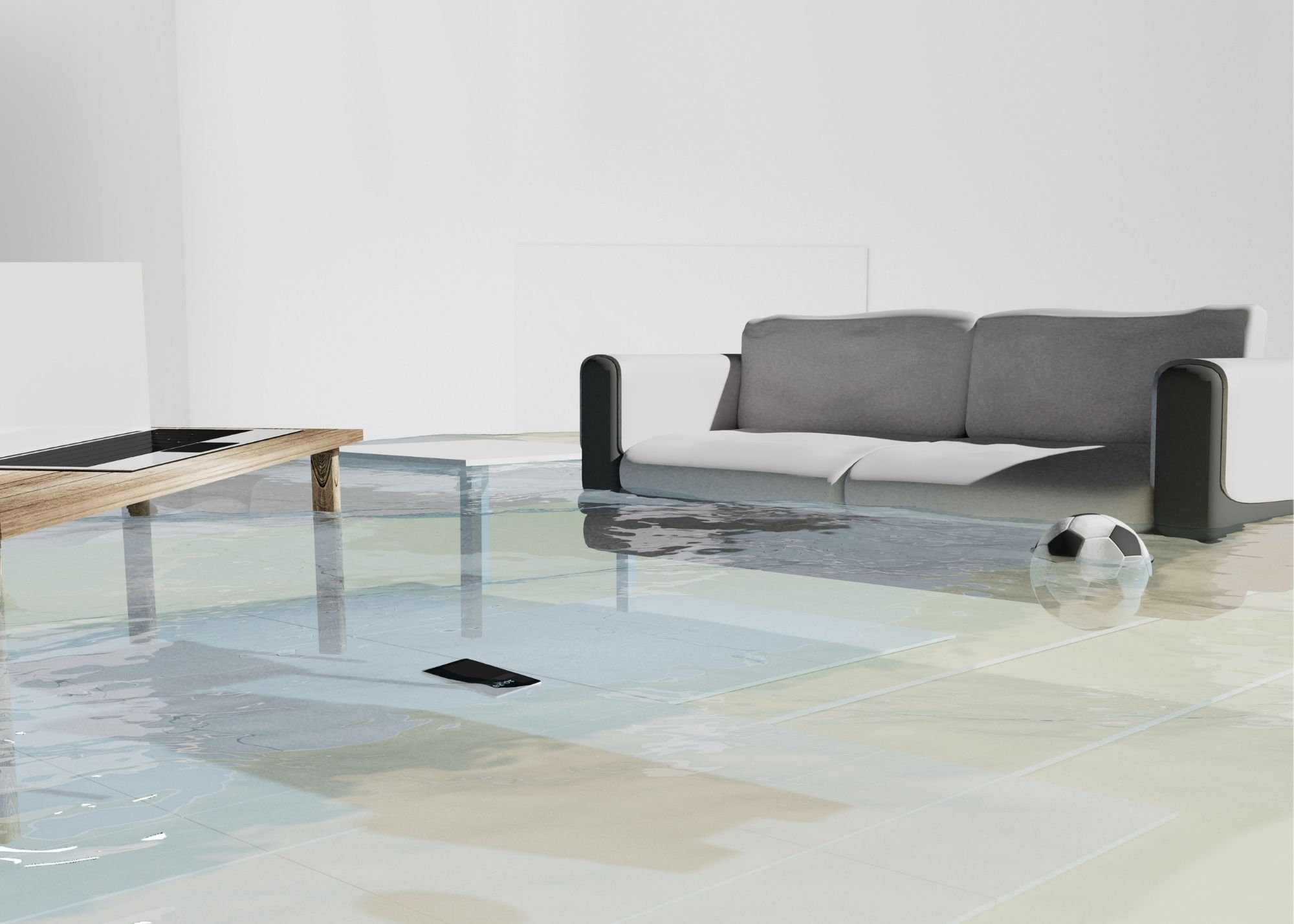 Water Damage Experts of Culver City California
